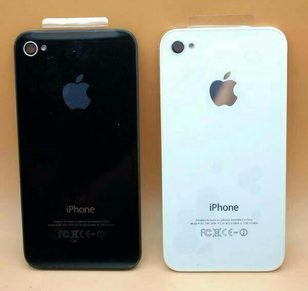 Foto Produk BackDoor BackCase Tutup Belakang Tutup Baterai iPhone 4 4G 4S | Casing dari Venomous Plague