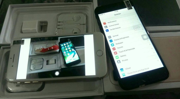 harga HDC iPhone 7 plus 5,5 inc Real Finggeprint Ram 2 Gb Real Tokopedia.com