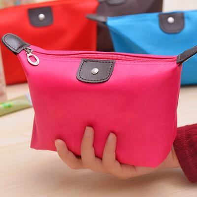 Foto Produk Tas dompet kosmetic cosmetic pouch longchamp tempat make up- FTS004 dari SerbaGuna-Shop