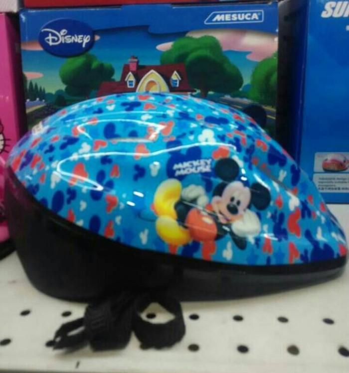 harga Helm sepeda anak mickey mouse Tokopedia.com