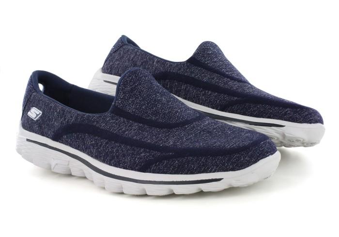 Jual sepatu skechers sepatu wanita sepatu skechers wanita go step ... 7e7200b9ef