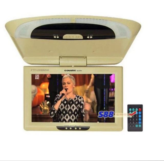 harga Tv plafon 9  tft led cream cor950c coustic audio Tokopedia.com