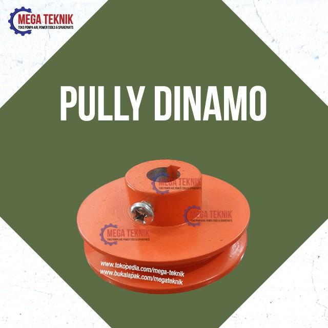 harga Pully / puly / puli dinamo / electro motor Tokopedia.com
