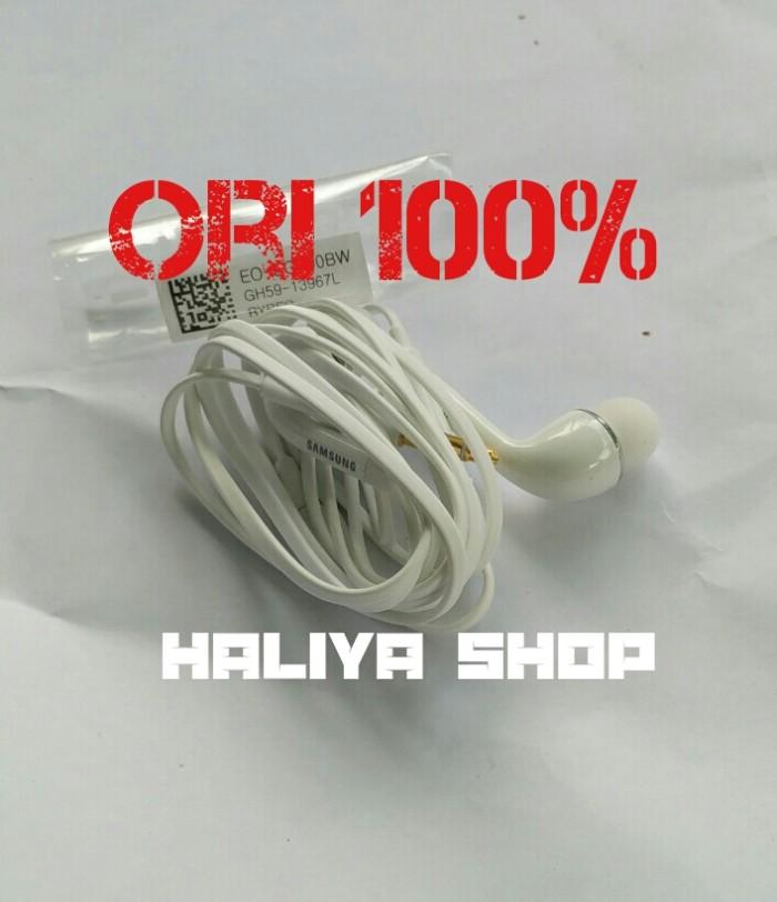 harga Headset samsung galaxy s super bass original 100% cabutan handsfree Tokopedia.com