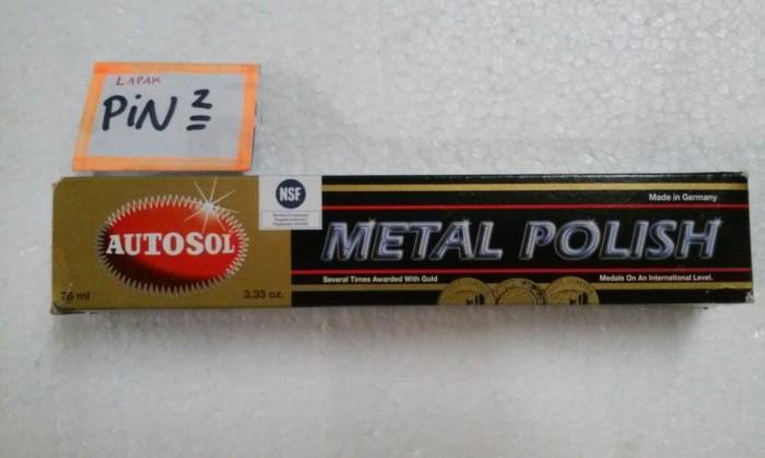 Foto Produk Autosol Polish 75mL dari Apin Store