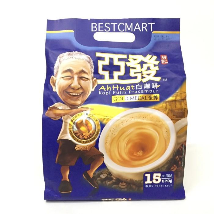 harga Ah huat white coffee gold medal Tokopedia.com