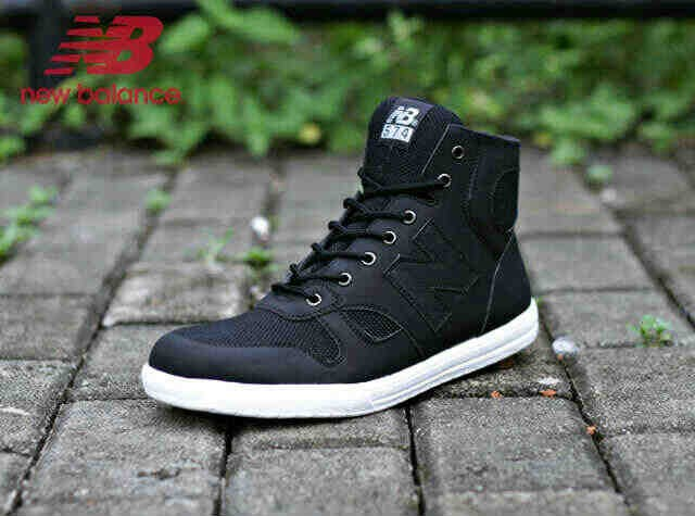 Portavoz Maryanne Jones quiero  Jual Nike 574 Boot Black - Kota Bandung - SOB Store | Tokopedia