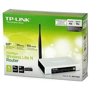 Foto Produk TP-LINK TL-WR740N dari store soludea