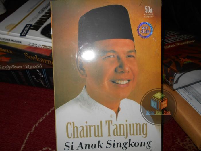 harga Buku si anak singkong , by : chairul tanjung Tokopedia.com