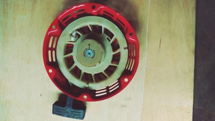 harga Gx160 recoil starter/starting/tutup engkol/model fiber/sparepat genset Tokopedia.com