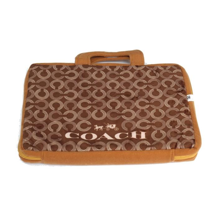 ... harga Tas fashion laptop coach bulu 14 cah keren modis Tokopedia.com 3357209487