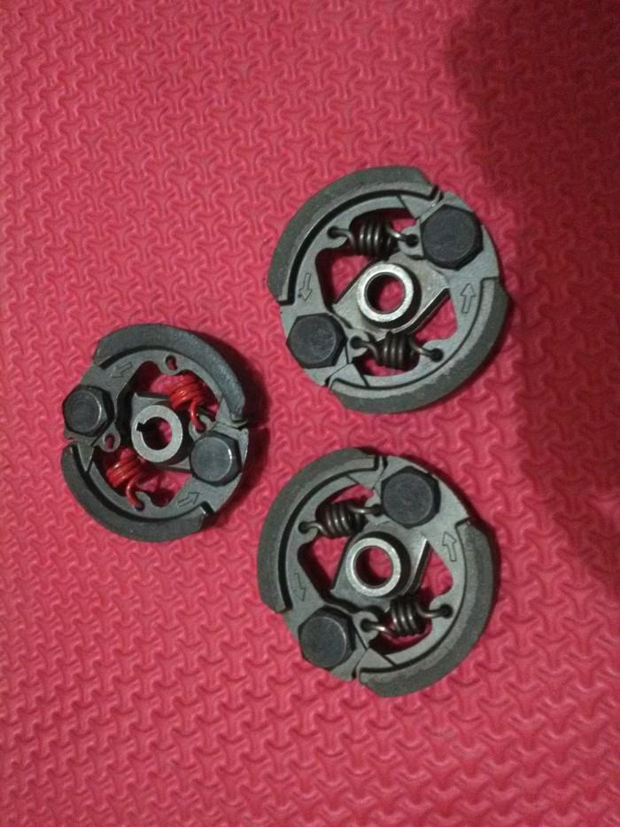harga Kampas kopling racing pocket bike motor mini gp,moto gp mini trail Tokopedia.com