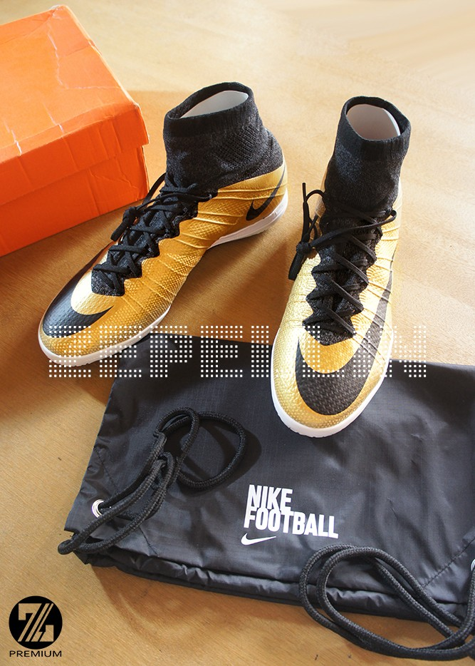 f6a162edbab ... 3 club ic black gold aj3808 090 original murah 290b0 118e3  low cost sepatu  futsal nike mercurialx mercurial proximo gold harga 9686a 419be