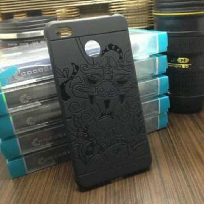 XIAOMI REDMI 3S 3 PRO CASING SOFTCASE RUBBER COCOSE DRAGON CASE COVER