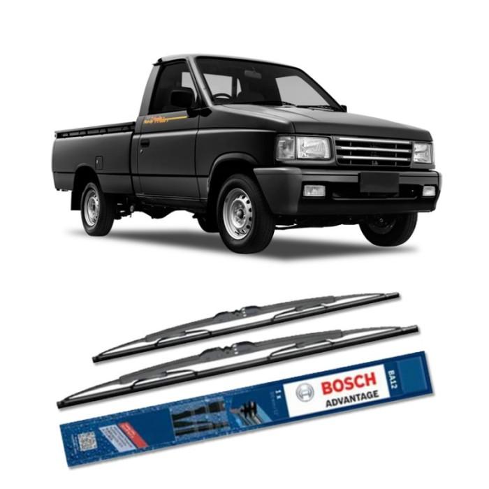 Jual Bosch Sepasang Wiper Kaca Mobil Isuzu Panther Pick-Up (1991) 22  & 16  Harga Promo Terbaru