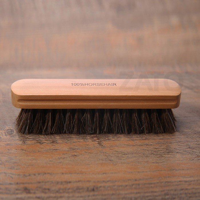 Foto Produk Polishing Brush Horsehair | sikat | leather tool | leather tools dari ZATO INDONESIA