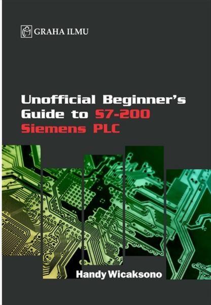 harga Unofficial beginner's guide to s7-200 siemens plc/handy wicaksono Tokopedia.com