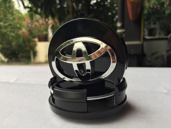 harga 1 set dop velg toyota dia. 6,2cm warna dasar hitam & logo chrome. Tokopedia.com