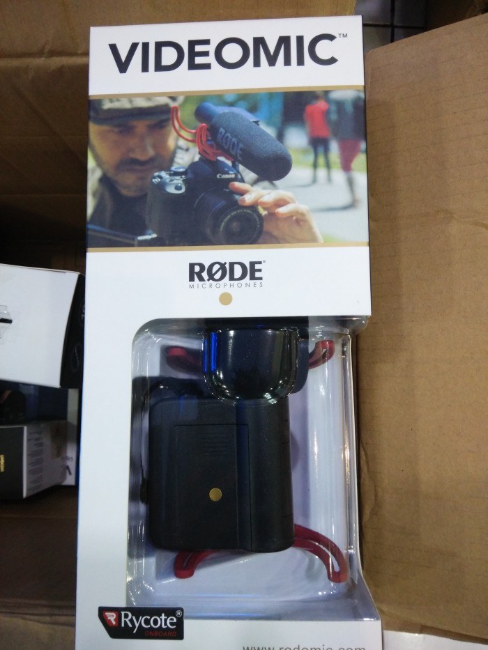 harga Rode mic video rycote Tokopedia.com