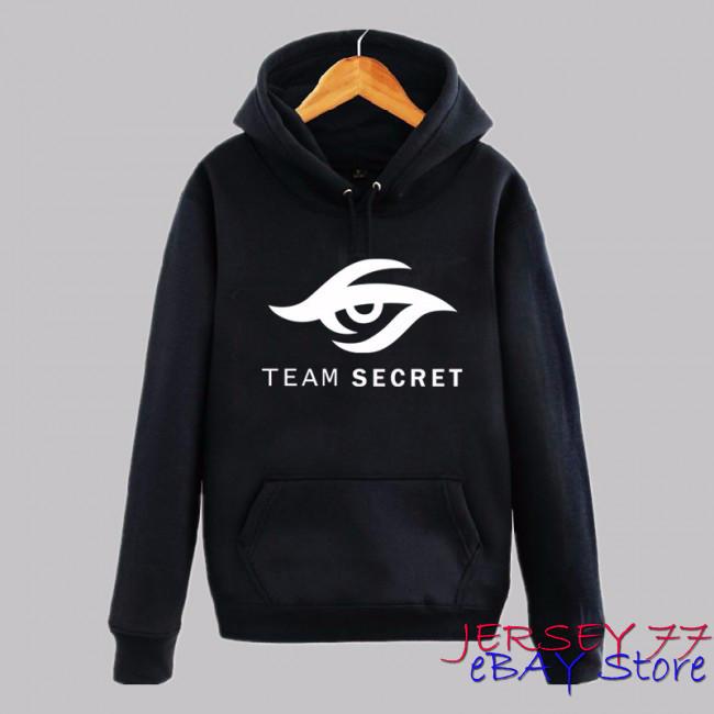 Hoodie Dota 2 Team Secret Jaket Sweater Keren - Daftar Harga ... 1f24486185