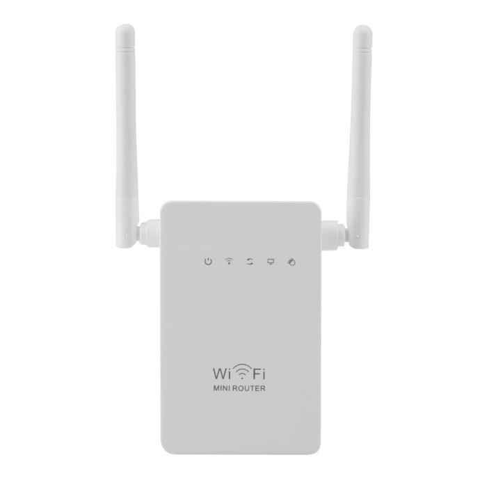 harga Wireless wifi range extender amplifier 300mbps Tokopedia.com