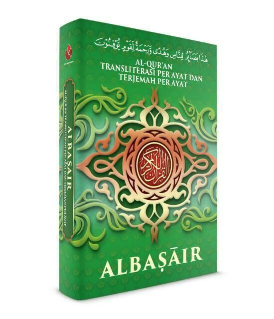 Alquran Albasair A5, Al-Quran Arab Latin Terjemah, Quran khat Madinah