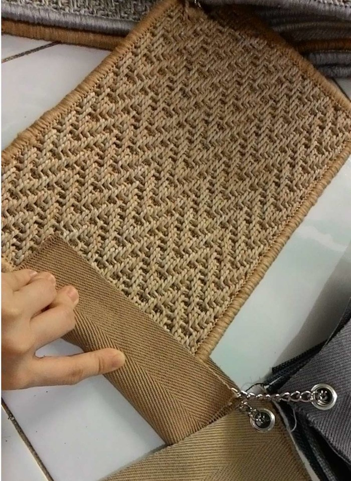 Hasil gambar untuk karpet sisal