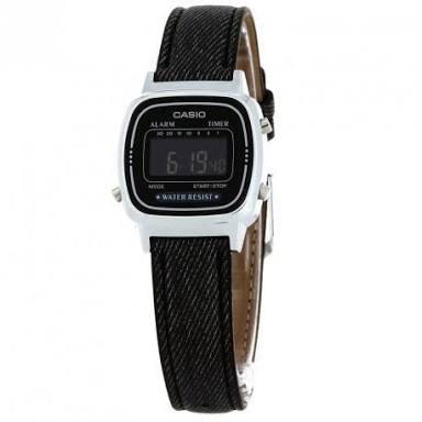 harga Jam tangan digital wanita casio digital original la-670wl-1b Tokopedia.com