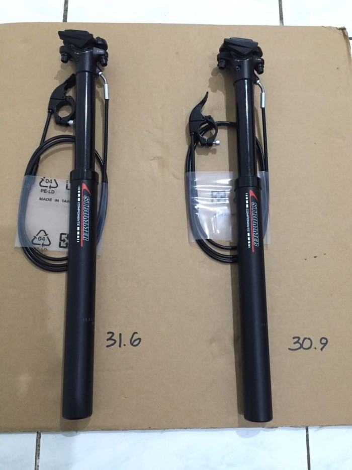 harga Seatpost hidrolik strummer remote murah Tokopedia.com