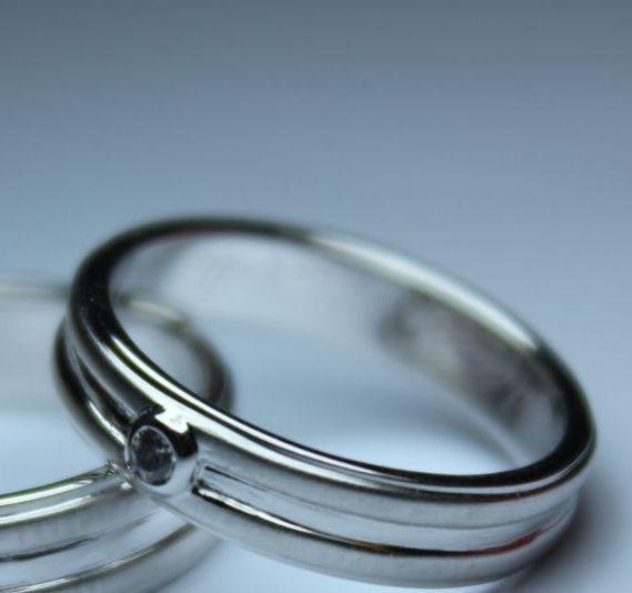 new cincin kawin perak 925 rhodium