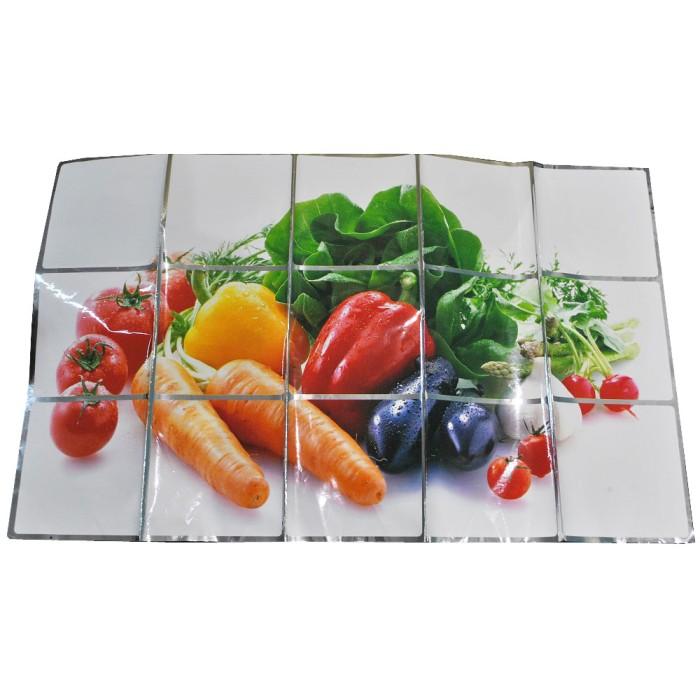 Anti Oil Kitchen Wall Stickers / Stiker Dinding Anti Minyak