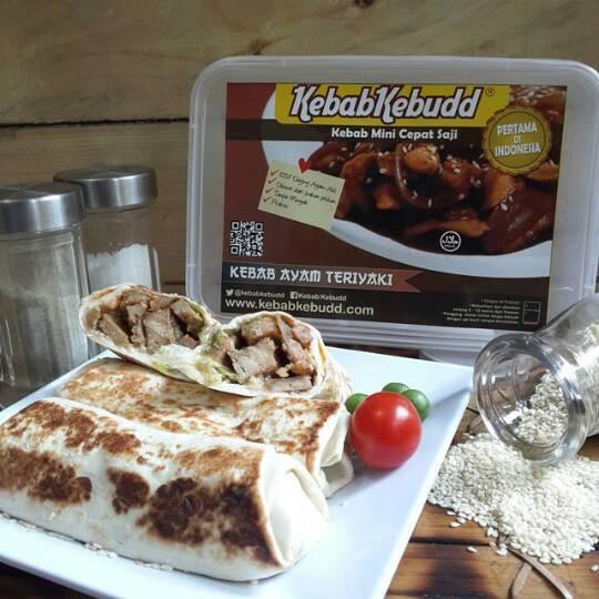 Foto Ayam Teriyaki Wijen Jual Baru Kebabkebudd Kebab Mini Isi Ayam Bumbu Teriyaki Wijen