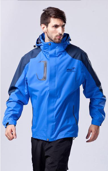 Top product Jaket Outdoor/hiking Pria (Snta 8804) Waterproof And