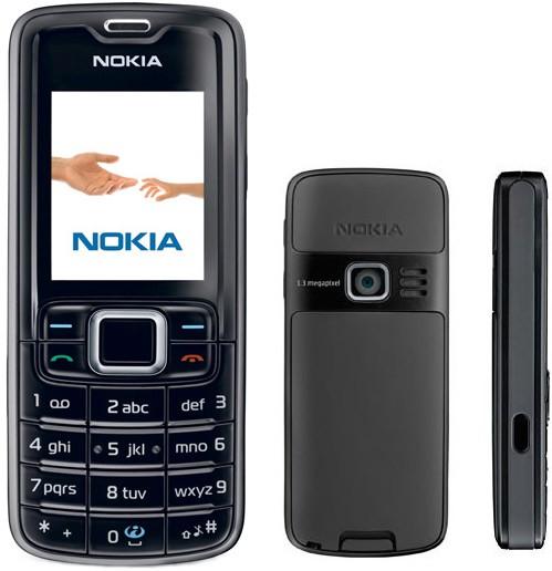 Foto Produk Nokia 3110c BLACK dari indo success
