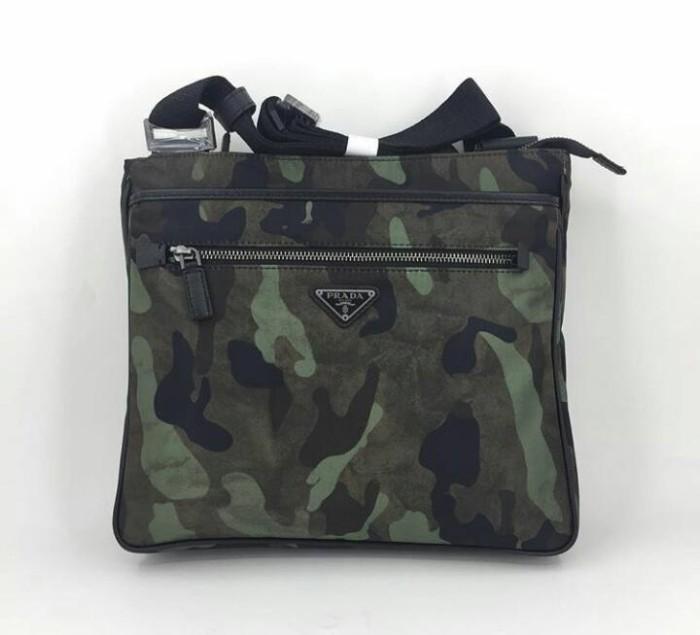 ... sale jual tas prada sling bag army mirror quality 41da8 a70b4 ... 22e58c9e96