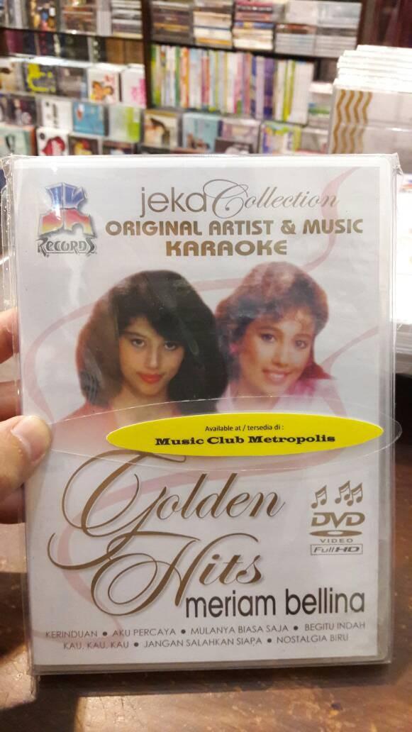 harga Dvd karaoke meriam bellina - the best vol.1 dan vol.2 (2dvd) Tokopedia.com