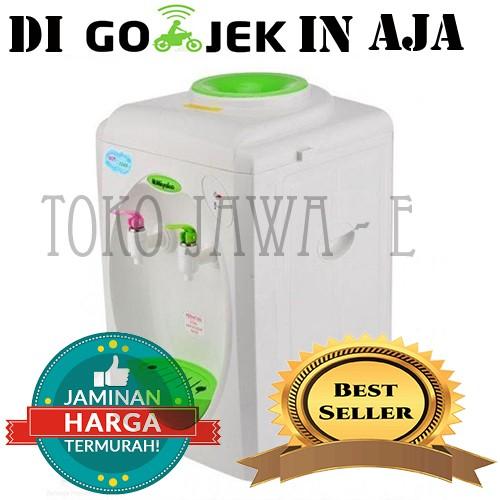 harga Miyako dispenser hot and cool wd289h Tokopedia.com