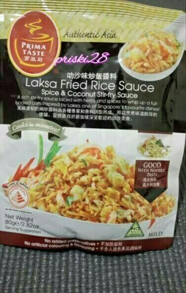 harga Prima taste laksa fried rice sauce Tokopedia.com