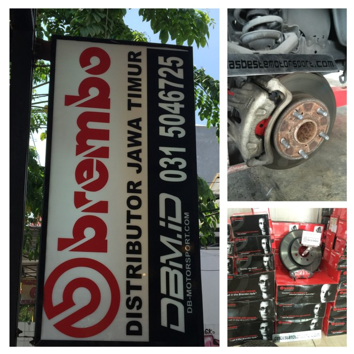 Jual Kampas Rem Brembo Toyota Innova 05-15 Depan spt Bendix - Kota Surabaya  - DBM | Tokopedia