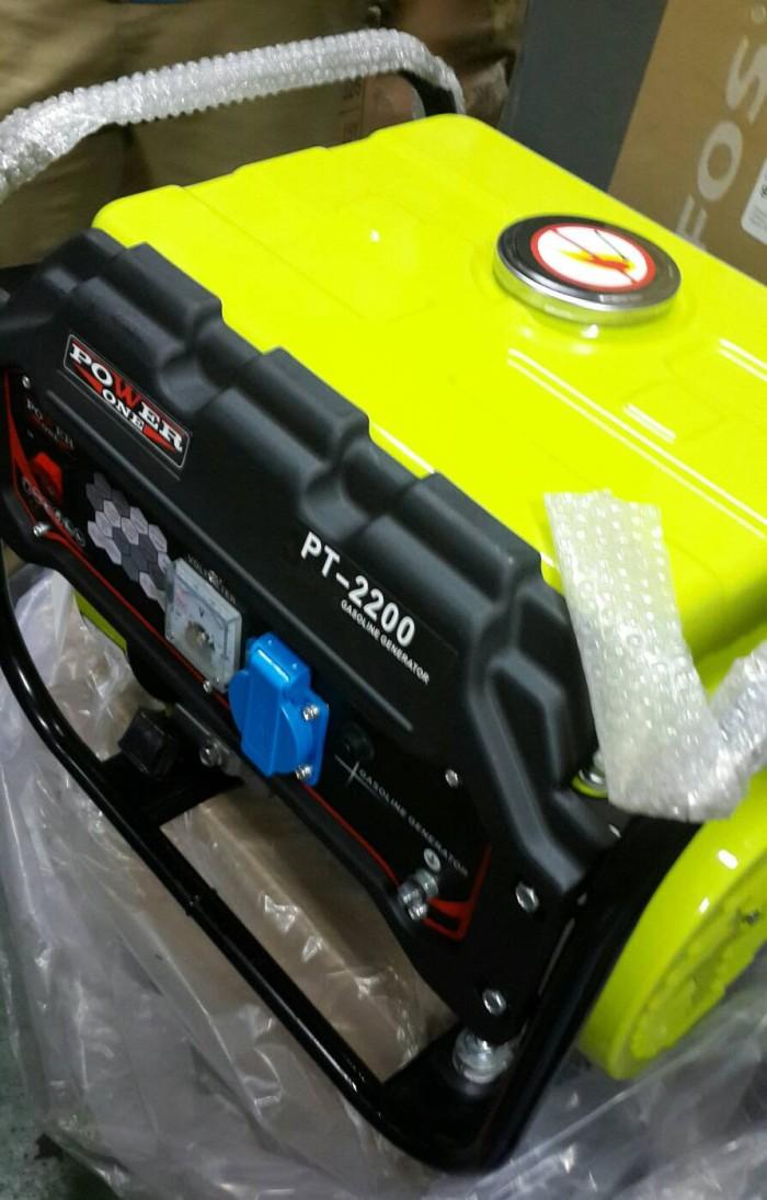 harga Genset bensin power one po-2200 1000 watt / generator Tokopedia.com