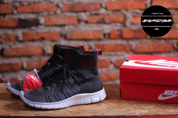 pretty nice 6e1a9 c0db9 Sepatu Sneakers Premium Nike Free Mercurial Superfly