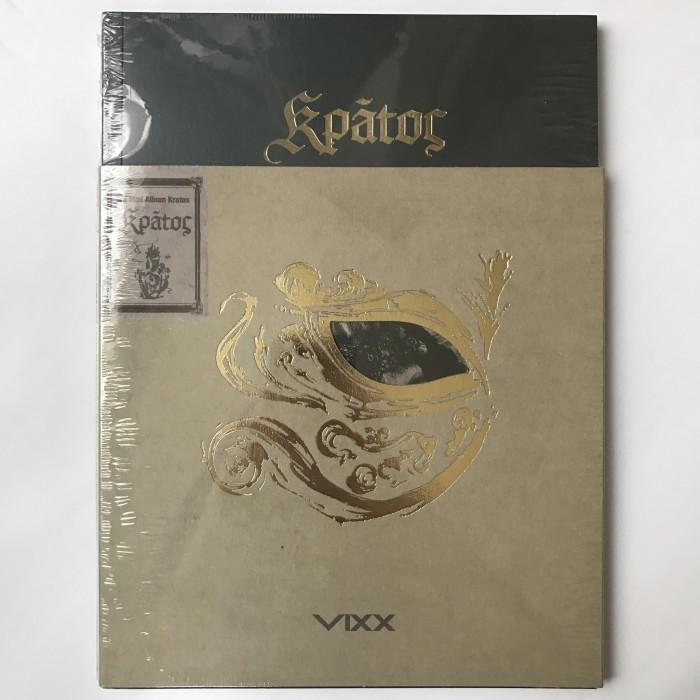 harga Vixx - kratos (+poster) Tokopedia.com