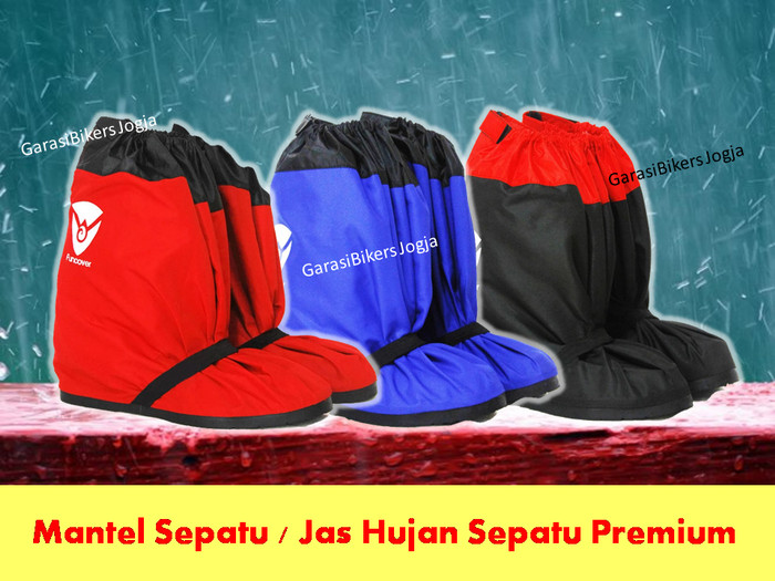 ... harga Cover shoes / jas hujan sepatu / mantel sepatu premium grand funcover Tokopedia.com