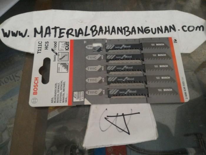 harga Mata jigsaw bosch t 111 c panjang 10 cm mata gergaji mesin besi Tokopedia.com