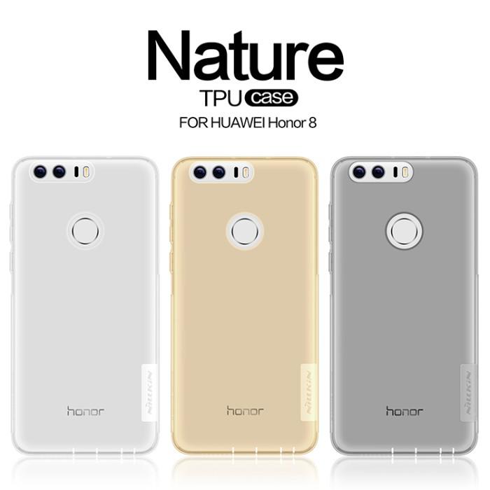 Foto Produk Soft Case Nillkin Huawei Honor 8 TPU Nature Series dari Honeycomb