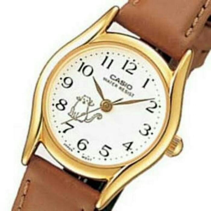 harga Jam tangan cewek merek casio ltp-1094q-7b8rdf original bergaransi modi Tokopedia.com