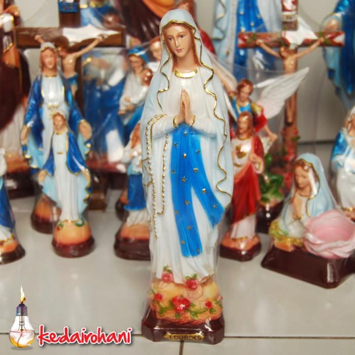 Kelebihan Ohome Decor 3d Bunda Maria Dan Bayi Yesus Patung Keramik Source · Patung Bunda Maria
