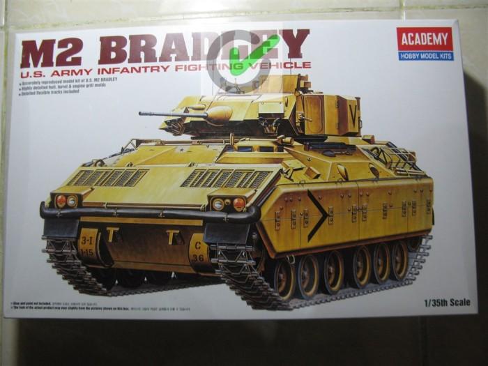harga Model kit / mokit academy - m2 bradley Tokopedia.com
