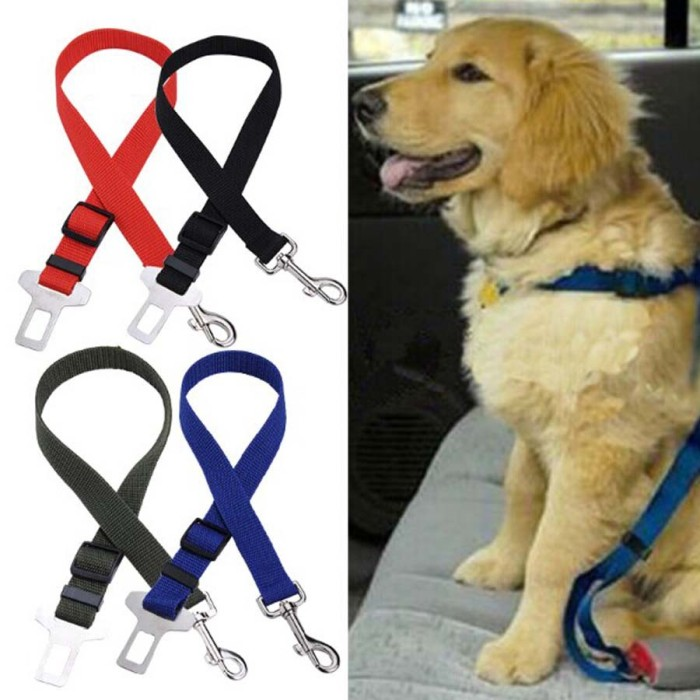 Pet Seat Belt >> Jual Seat Belt Anjing Pet Seat Belt Dog Seat Belt Sabuk Pengaman Anjing Dki Jakarta Puppy Pet Tokopedia