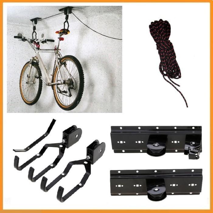 harga Gantungan sepeda - bike bicycle lift Tokopedia.com